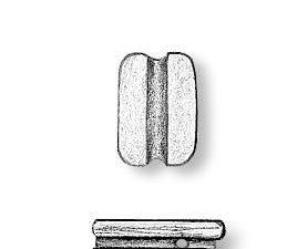 Walnut Double Blocks 6mm
