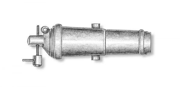 Brass Carronades 26mm