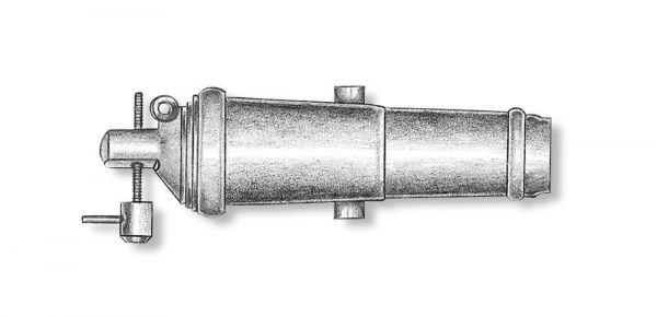 Brass Carronades 35mm