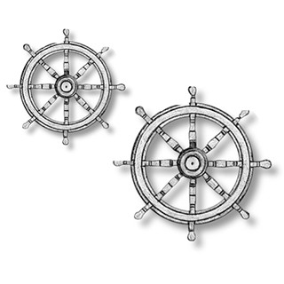 Metal Steering Wheels 30mm