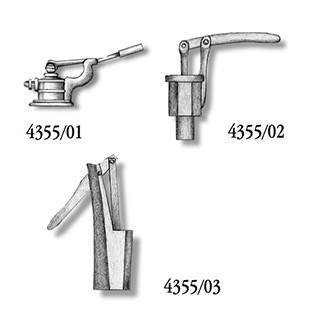Metal Single Pumps 18mm