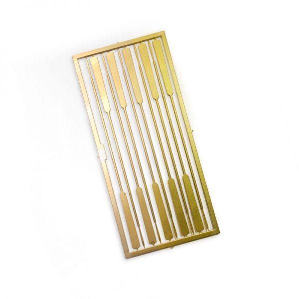 Photoetched Brass Oar