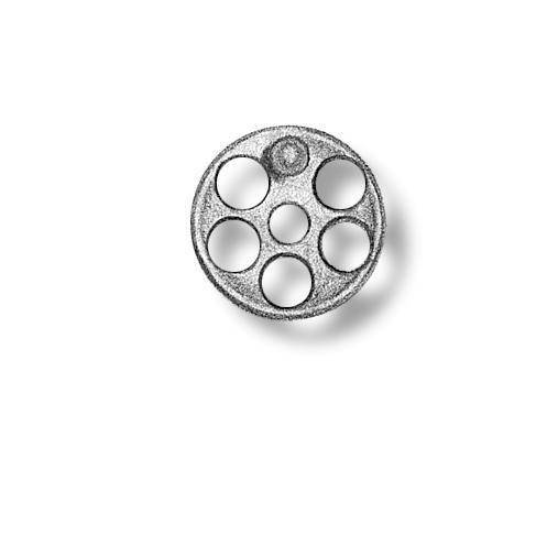 Metal Hand Wheels 4.5mm