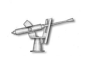 Twin Anti Aircraft Guns 16mm