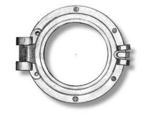Metal Working Portholes 15mm