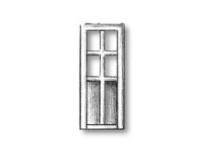 Metal Doors 6.5x15mm
