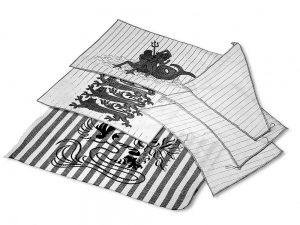 Cutter Iride Sail Set