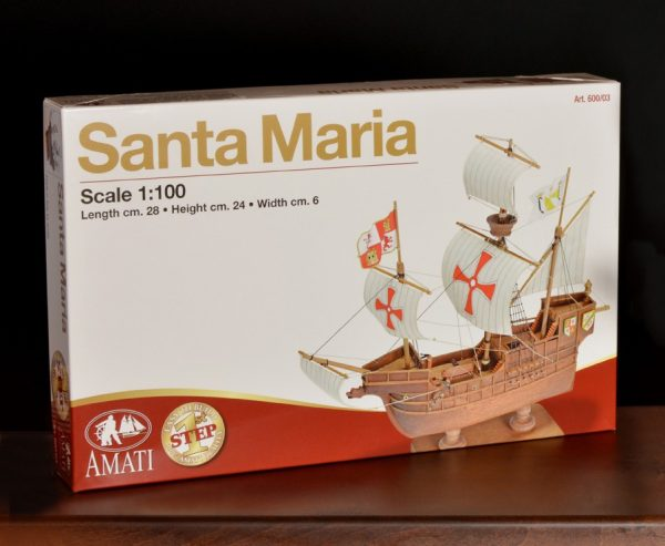 Santa Maria First Step