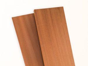 Mahogany Tablet 10x50cm 3mm Thickness