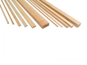 Balsa Strips 4x4mm