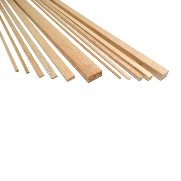 Balsa Strips 15x15mm