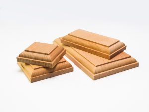 Wooden Baseboards 70x60mm