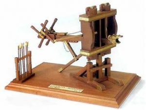 10th Century Byzantine Catapult