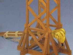 Roman Tower Battering Ram