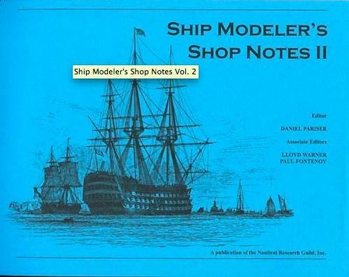 Shop Notes II