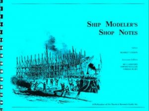 Ship Modelers Shop Notes