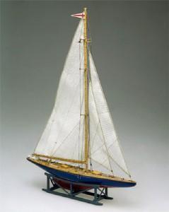 Mini Mamoli Endeavour II Wood Ship Kit