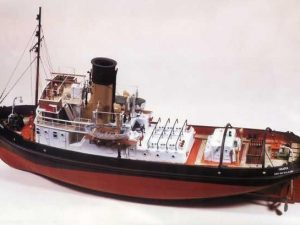 Caldercraft (RC) Imara, Harbor Tug (single screw)