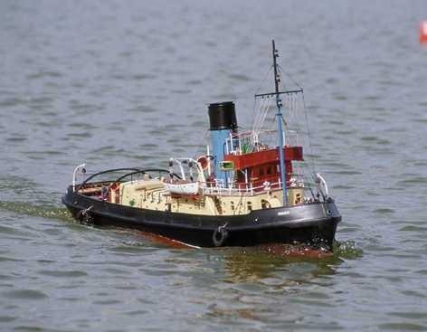Caldercraft (RC) Imara, Harbor Tug (twin screw)