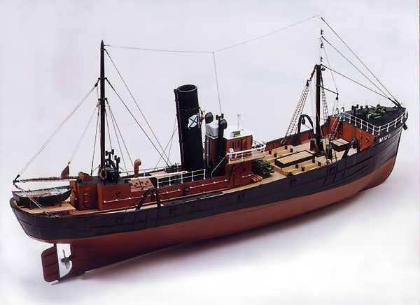 (RC) Milford Star, Side Trawler