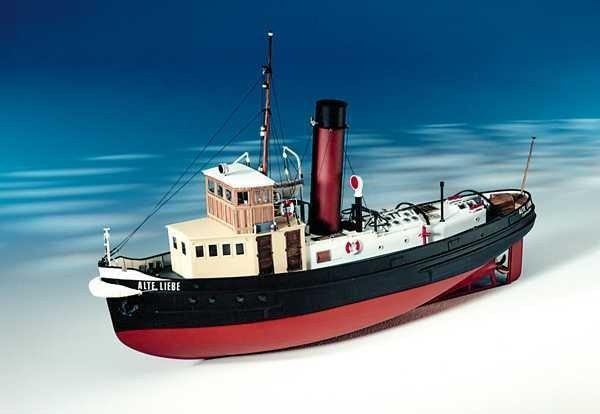 (RC) Alte Liebe, Harbor Tug/Tender