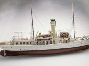 (RC) Schaarhorn, Steam Yacht