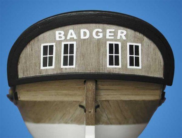 HM Brig Badger