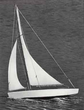 Ace Racing Sloop Kit