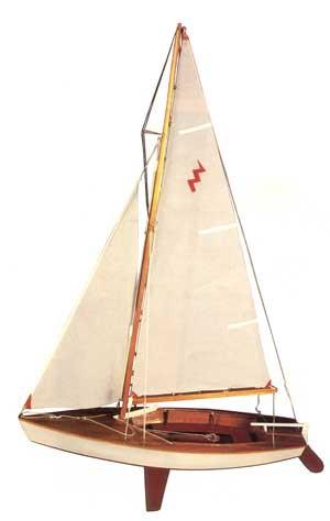 Lightning Sailboat Kit