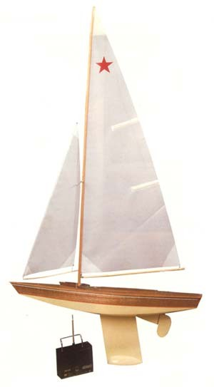 Star Class Sailboat Kit