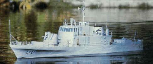 USS Crockett Kit