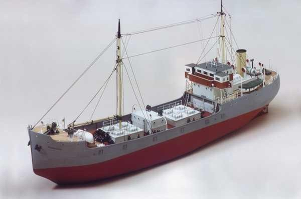 (RC) Brannaren, Swedish Coastal Tanker