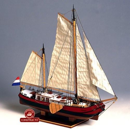 Silhouet, Cargo Boat 1893