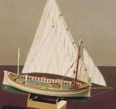 Llaut wood ship kit