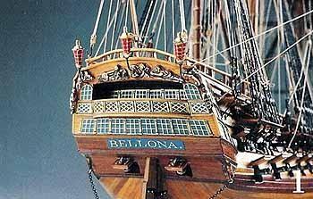 Bellona 74-gun Ship of the Line