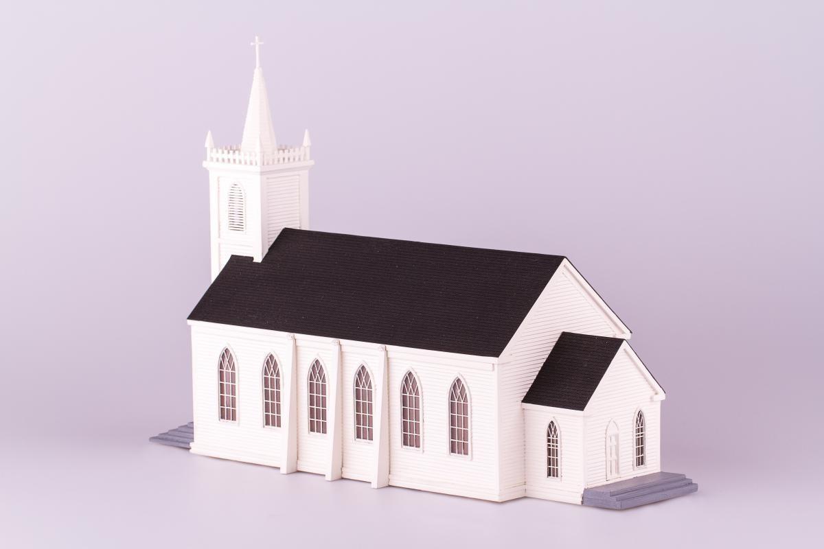 Saint Teresa Of Avila Church At Bodega Dusek Kits