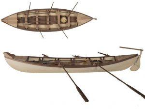 Whale Boat Ballenero