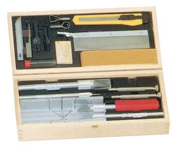 Deluxe Knife & Tool Set