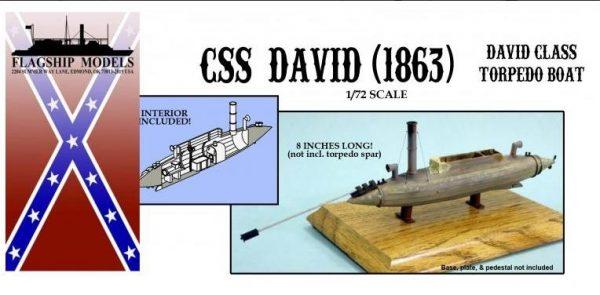 David Torpedo 1863