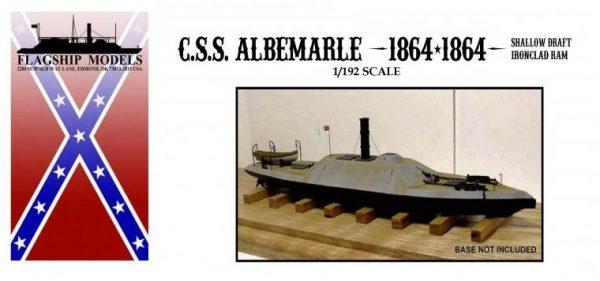 CSS Albermarle