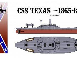 CSS Texas (13.25 long)