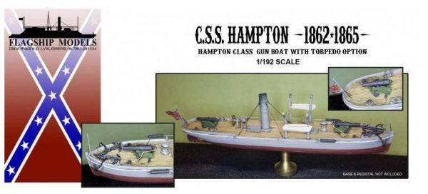 CSS Hampton