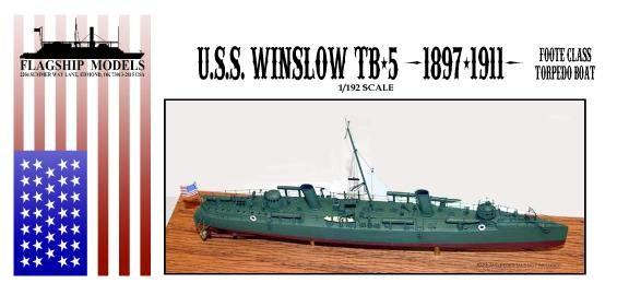 USS Inflow 1890's