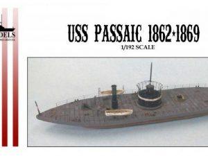 USS Passaic (Monitor class 12.5 long)