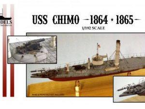 USS Chimo Torpedo Boat (14.5 long)