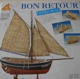 Bon Retour Fishing Boat