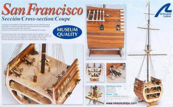 San Francisco II Cross Section