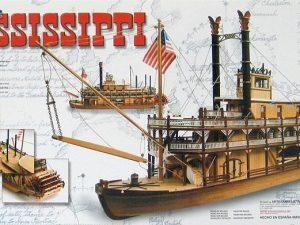 King of the Mississippi, Mississippi Riverboat Kit
