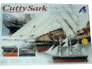 Cutty Sark Model Kit