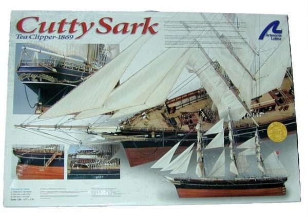 Cutty Sark Model Kit